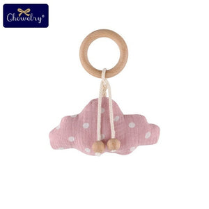 1pc Baby Teethers Handmade Cloth Soothers
