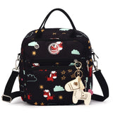 Mom's Diaper Bag Waterproof Nylon Baby Diaper Bag Backpack for Baby