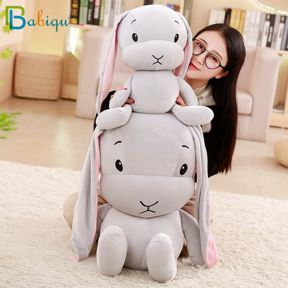 1pc Cute Rabbit Plush Toy Stuffed Soft Animal Rabbits