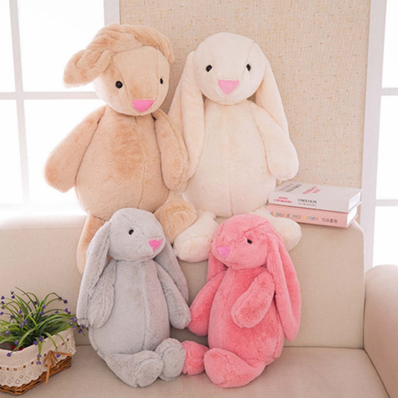 Bunny Plush Regular Animal Baby Plush Toy Rabbit Sleeping Comfort Toy Stuffed