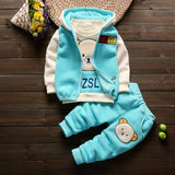 Fashion Baby Boys/Girls Clothes Autumn/Winter Warm Baby Clothes Kids Sets Outfits Newborn - Variety