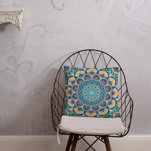 Mandala Basic Pillow