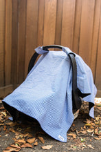 Load image into Gallery viewer, Infant Carrier/Car Seat Canopy Pattern, Car Seat Cover Pattern