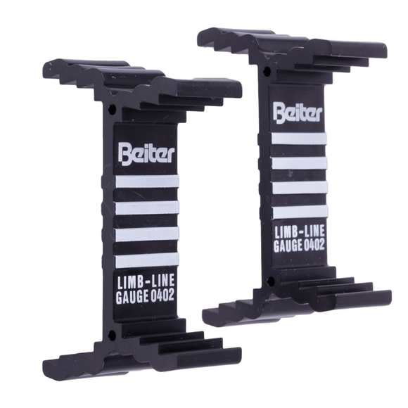 BEITER COMPOUND LIMB LINE GAUGE