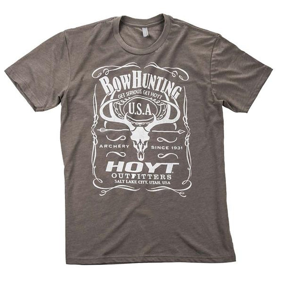 HOYT MENS 100-PROOF T-SHIRT