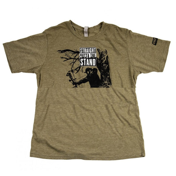 HOYT STRAIGHT OFF THE STAND T-SHIRT