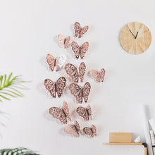 Load image into Gallery viewer, Amazing butterfly wall stickers