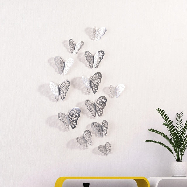 Amazing butterfly wall stickers