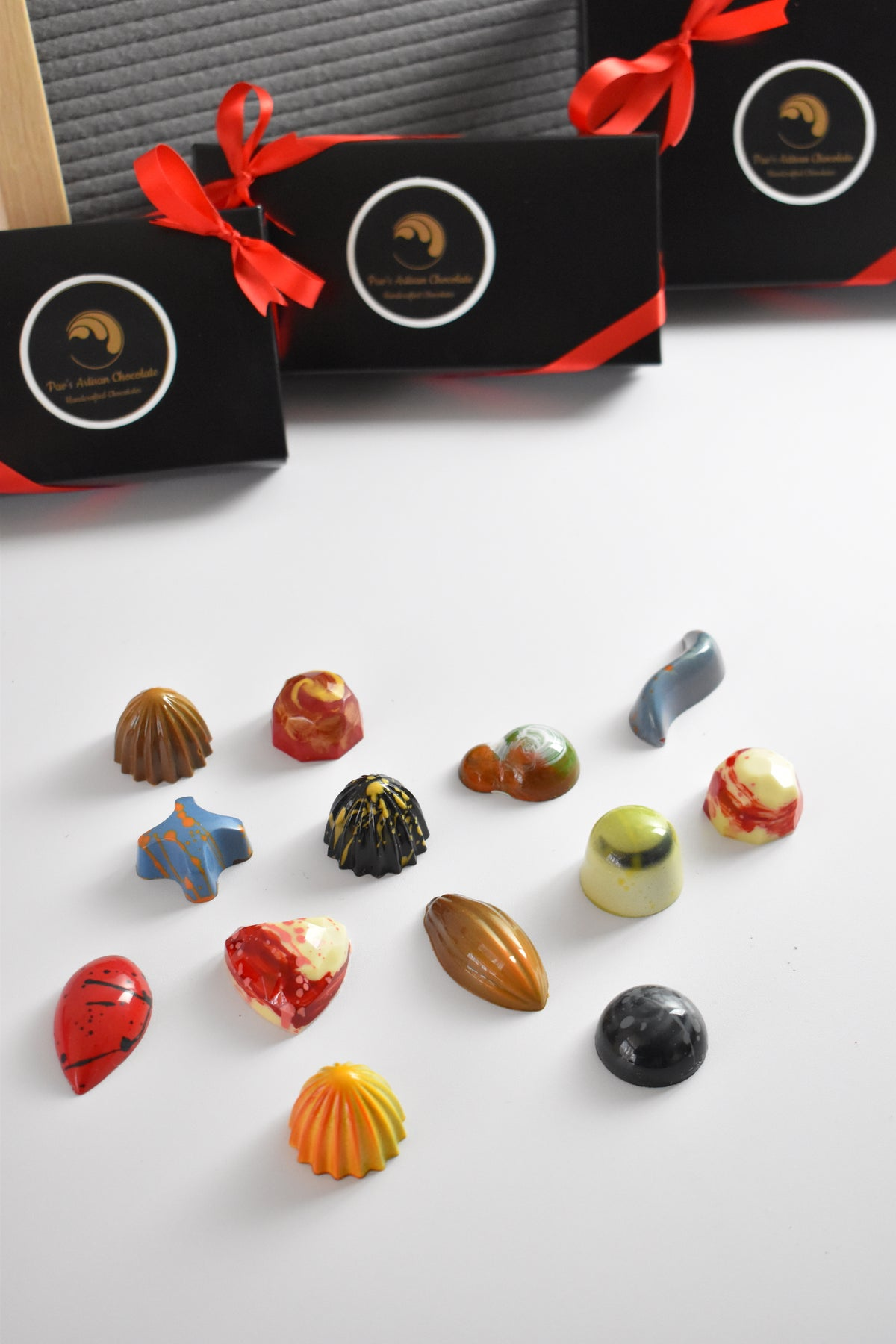 Artisan Chocolate Selection