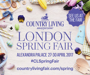Country Living Fair - we will be there!