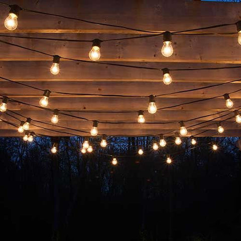 patio lighting, summer lighting, outdoor lighting, outdoor decor, summer style