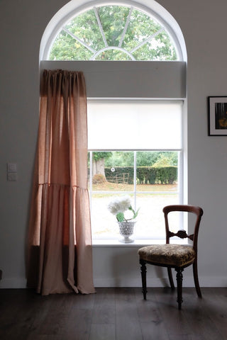 curtains, linen curtains, spring curtains, home linens