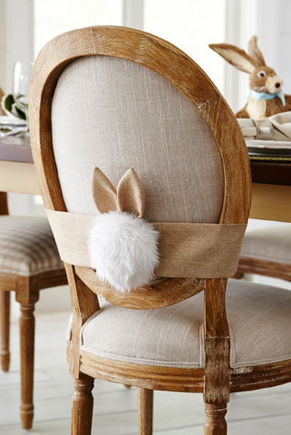 easter seating, table linen