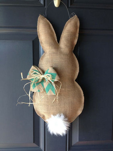 easter bunny, easter decor
