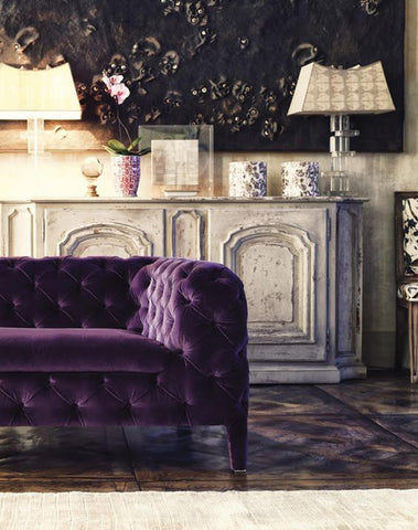 ultraviolet, decor inspiration