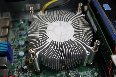 Heat exchanger pc cooling