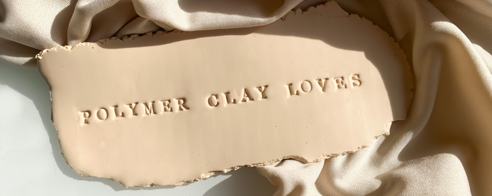 Polymer Clay Loves