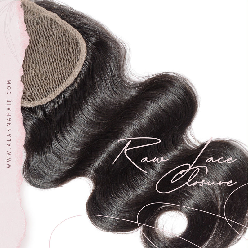 Raw HD Lace Closures