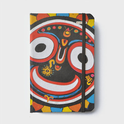 Jagannatha Rubberband Notebook