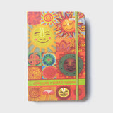 Dance And Be Happy Rubberband Notebook