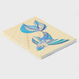 Fish Beige Notebook