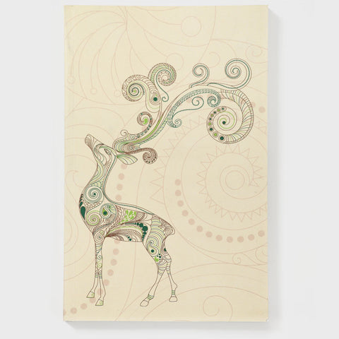 Deer Beige Notebook