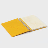 Fish Yellow Wiro Notebook