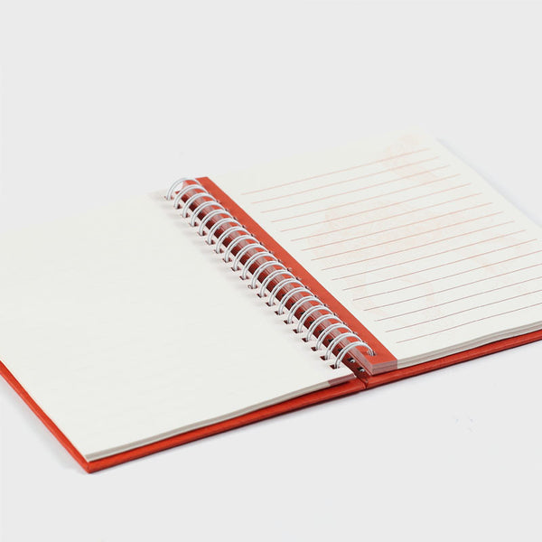 Camel Orange Wiro Notebook