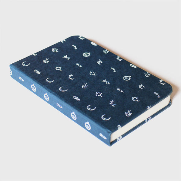 Indigo Iro Notebook (A6)
