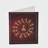 INdian Folk Art Greeting Cards