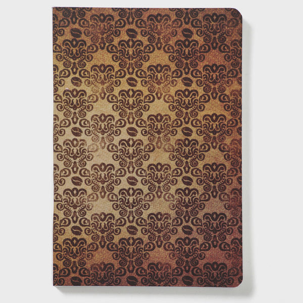 Coffee Brown Notebook