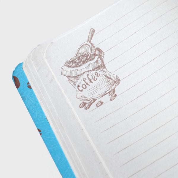Coffee Mug Notebook