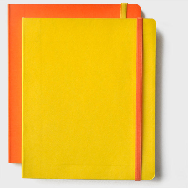 Orange + Yellow Rubberband Combo