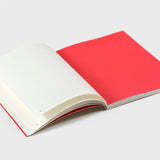 Camel Red Notebook