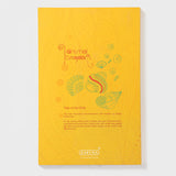 Fish Yellow Notebook