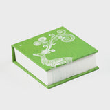 Deer Green Memo Pad