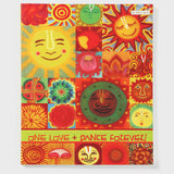 Dance and Be Happy Notebook