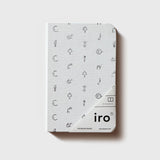 White Iro Notebook (A6)