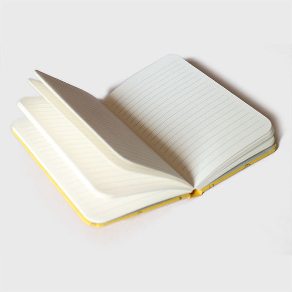Yellow Iro Notebook (A6)