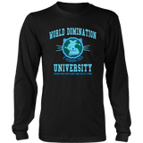 World Domination University Hoodie