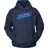 I Am Your Papa T-Shirt (blue)