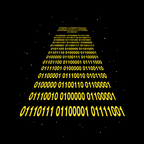 Binary Wars T-Shirt