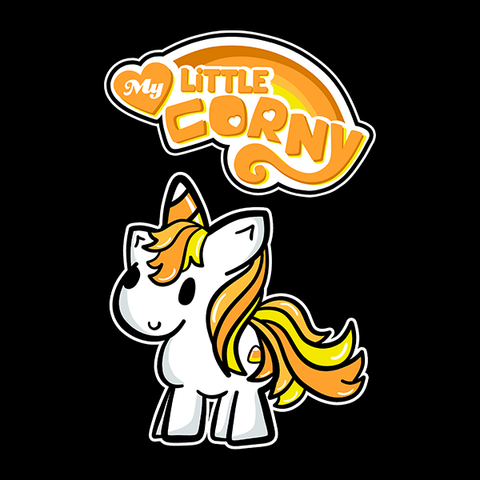 Candy Corn Unicorn