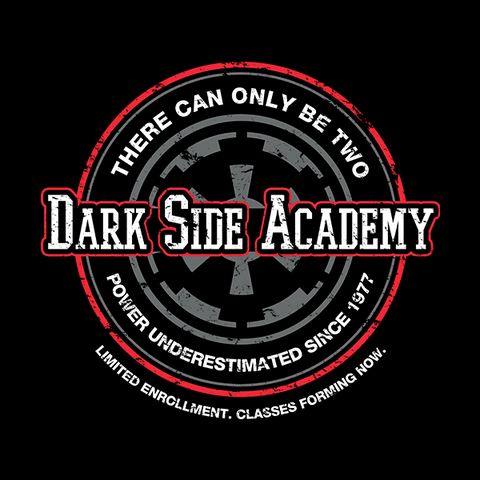 Dark Side Academy T-Shirt