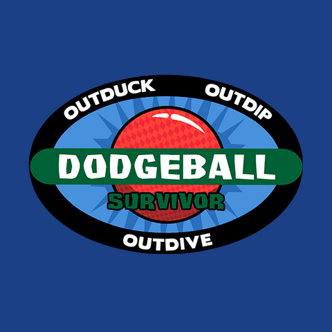 Dodgeball Survivor T-Shirt