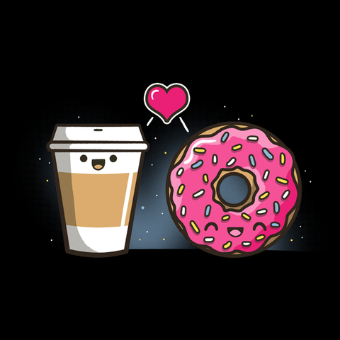 Donut Coffee