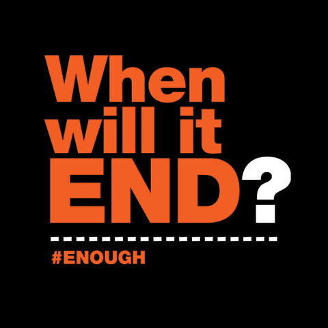 When Will It End T-Shirt