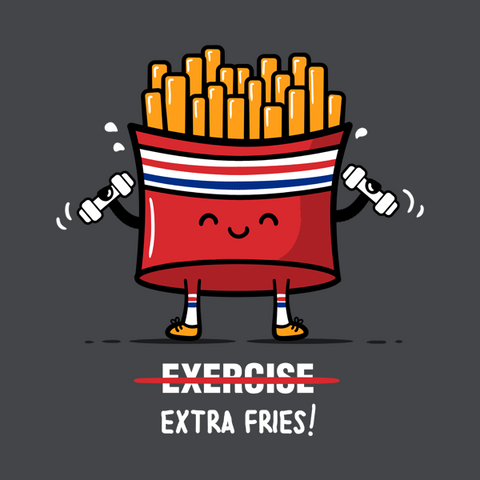 Extra Fries T-Shirt