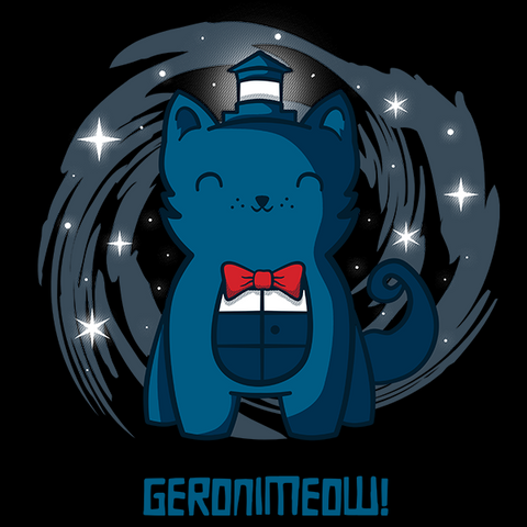 Geronimeow T-Shirt