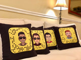 Custom Snap Pillow Cover